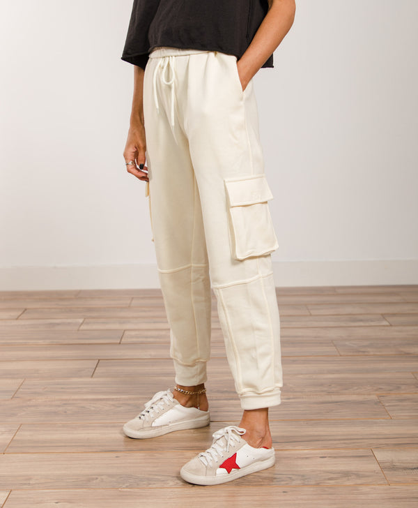 Justine Cargo Joggers