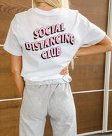 Social Distancing Club Graphic Tee