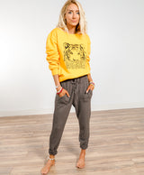 Tiger Queen Graphic Sweatshirt