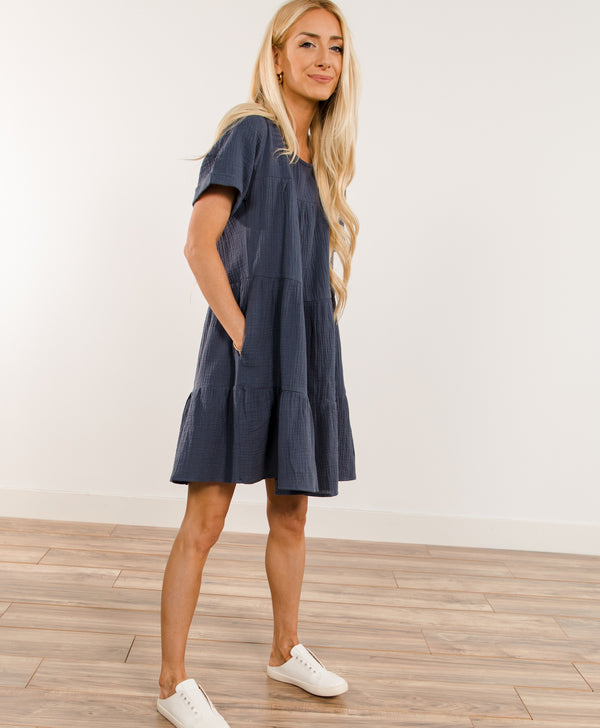 Janet Tiered Dress