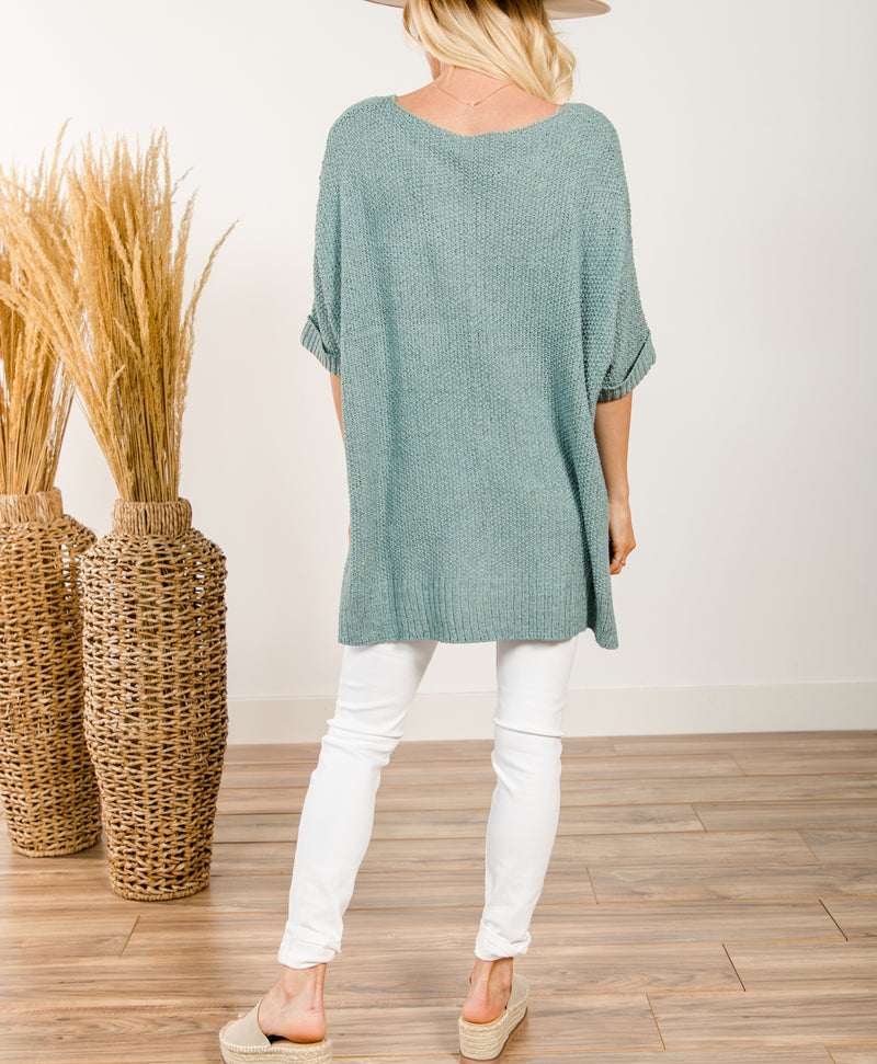 Emily Oversize Top