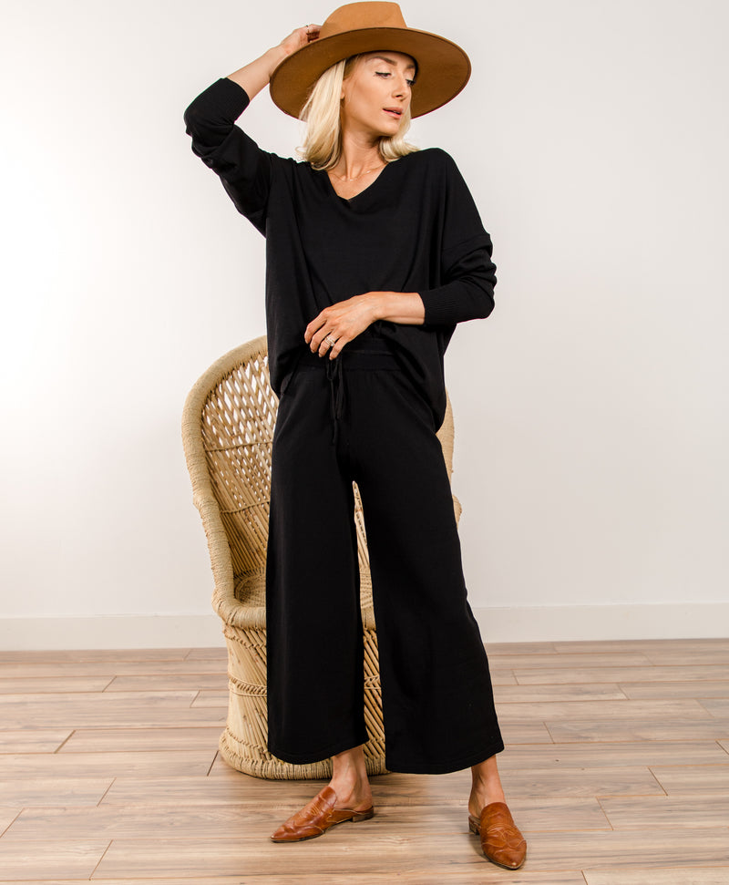 Mystic Lounge Pants in Black