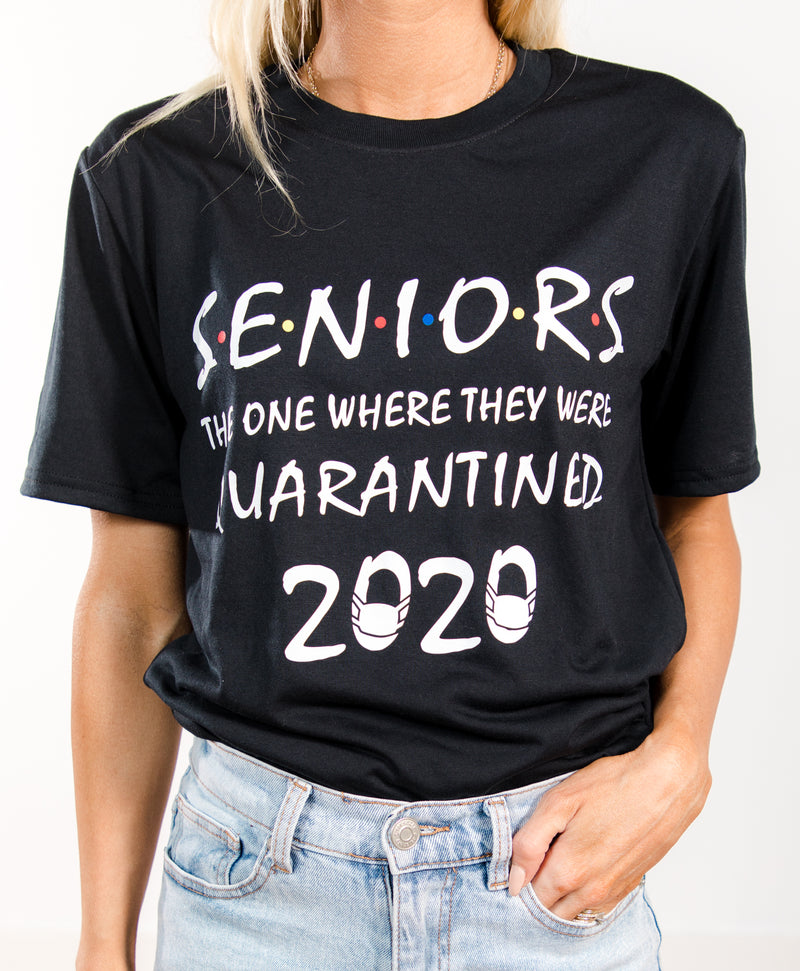 Seniors Graphic Tee