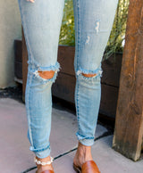 Peterson Distressed Denim