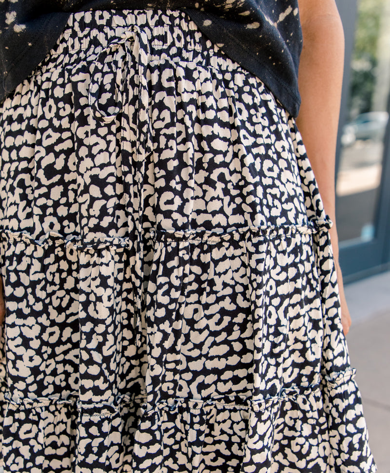 Sadie Printed Skirt