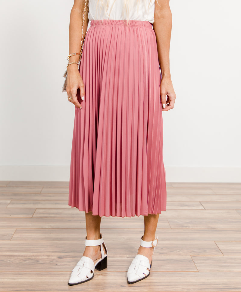 Alizee Pleated Skirt