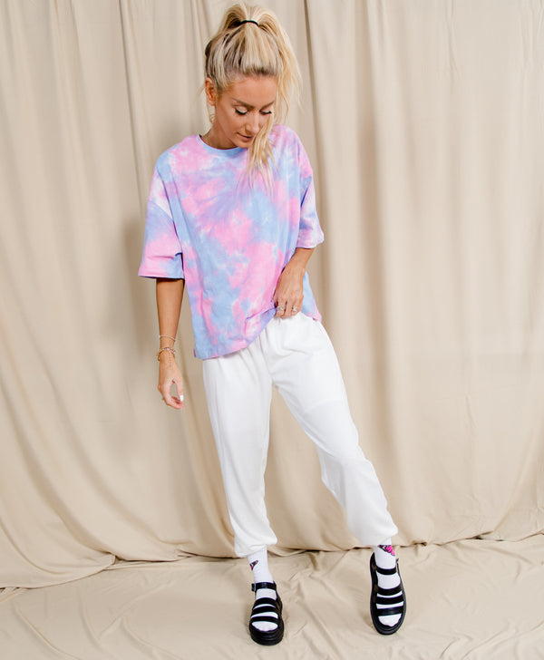Cotton Candy Boyfriend Tee