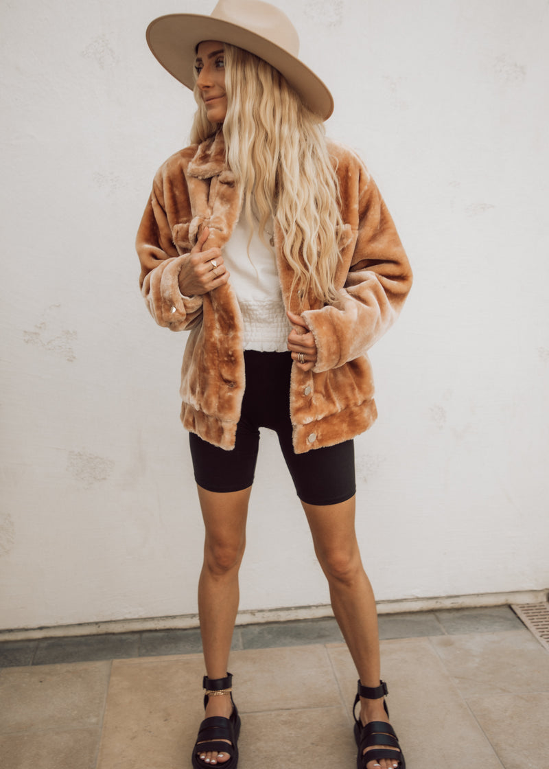 Rissa Trucker Jacket