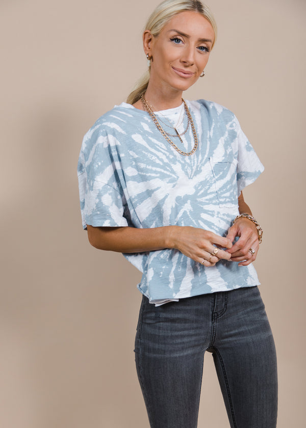 Scottie Tie Dye Top