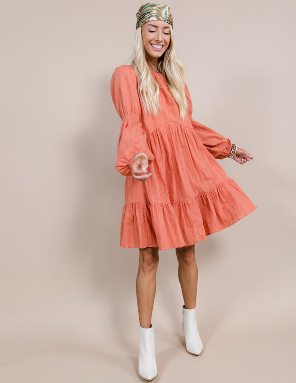 Oakleigh Baby Doll Dress Pre-Order