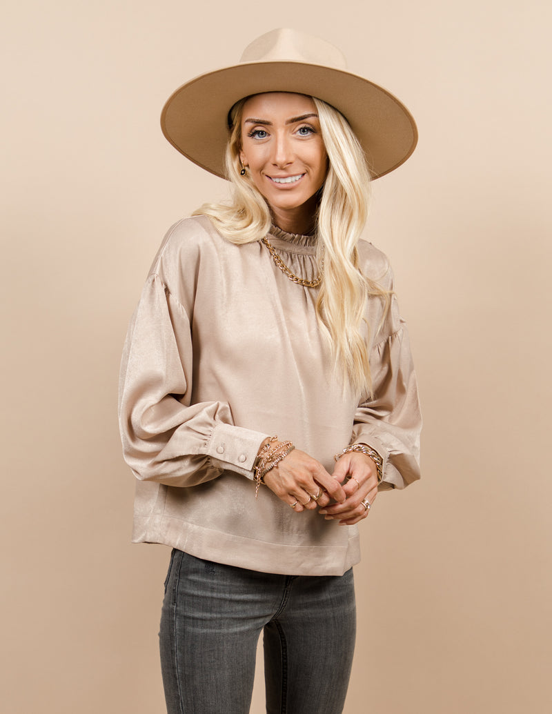Leah Long Sleeve Top