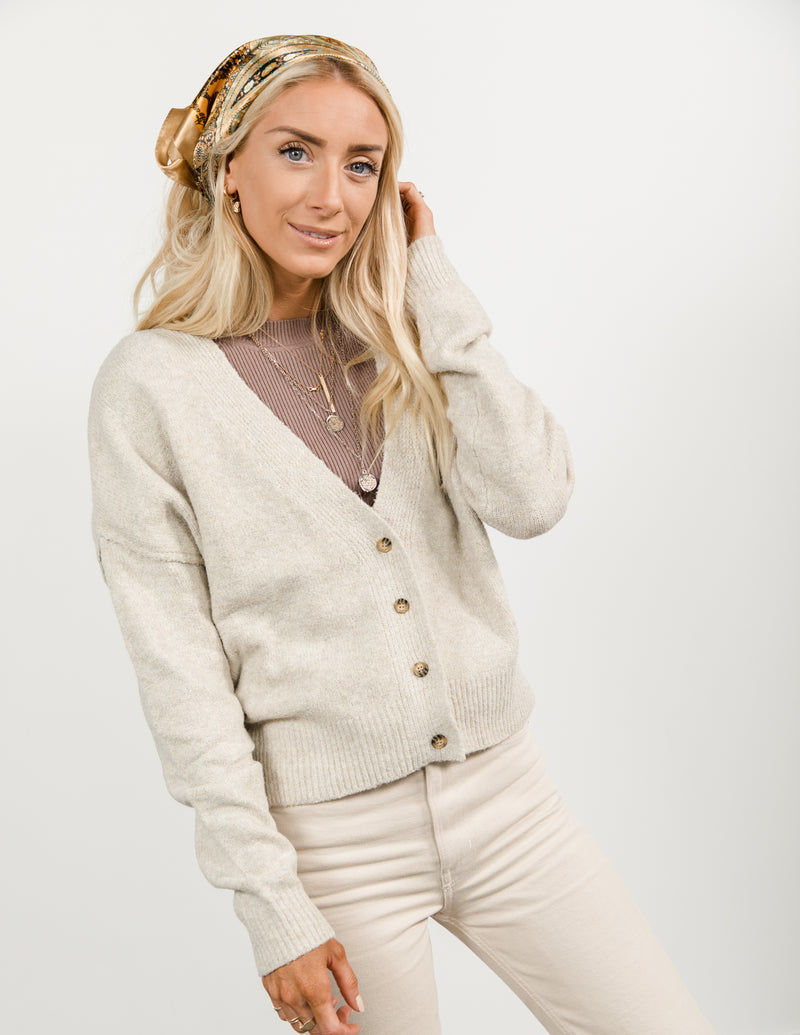 Ellie Cropped Cardigan