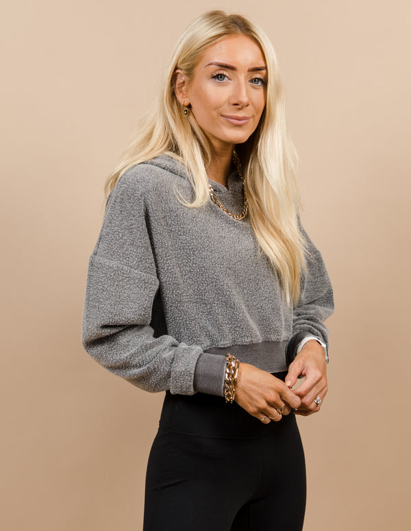 Amelia Cropped Pullover