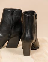Sloan Bootie in Black