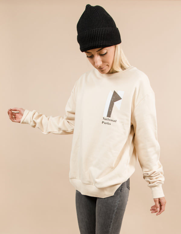 National Parks Graphic Sweatshirt