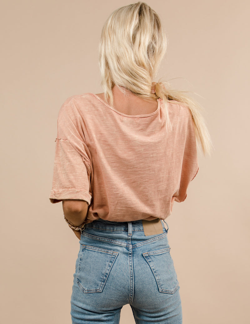 Jaci Mineral Wash Top