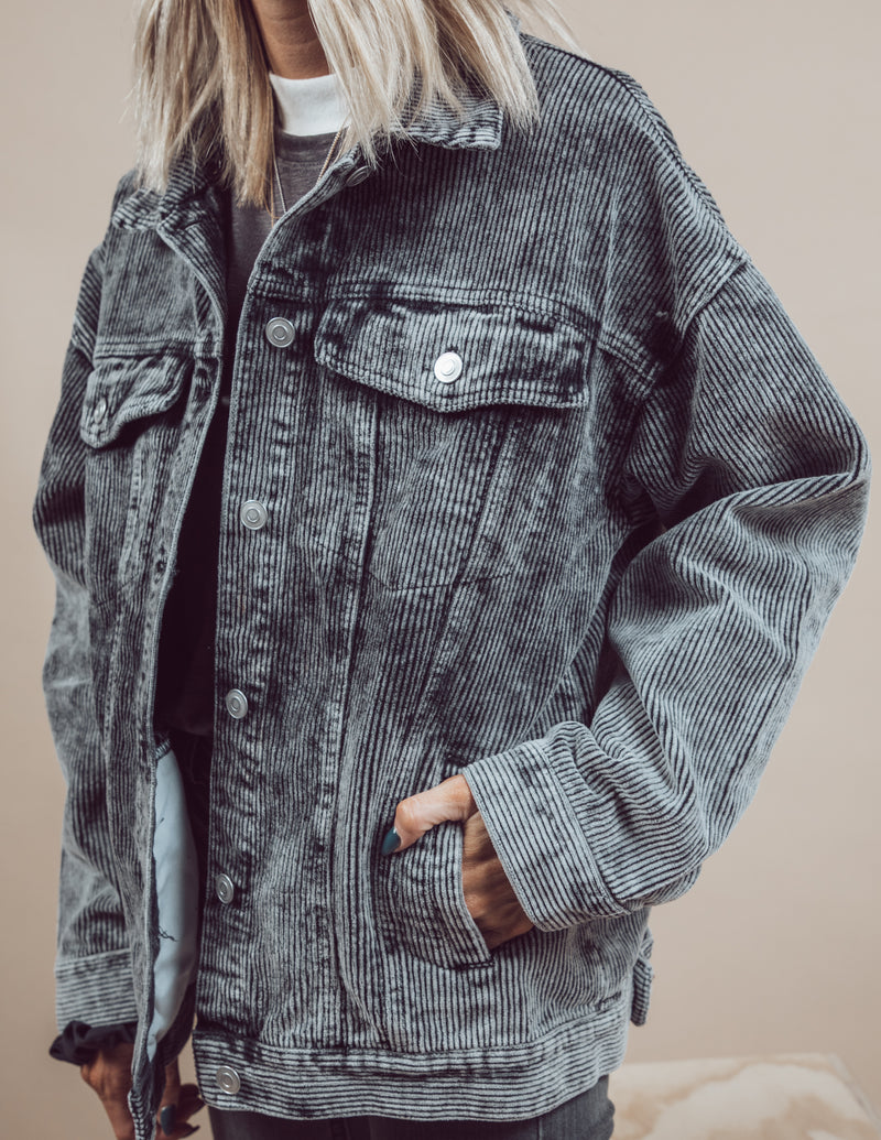 Asher Corduroy Jacket