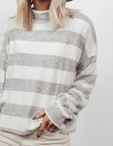Nantucket Stripe Sweater