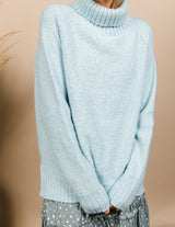 Cristina Turtleneck Sweater