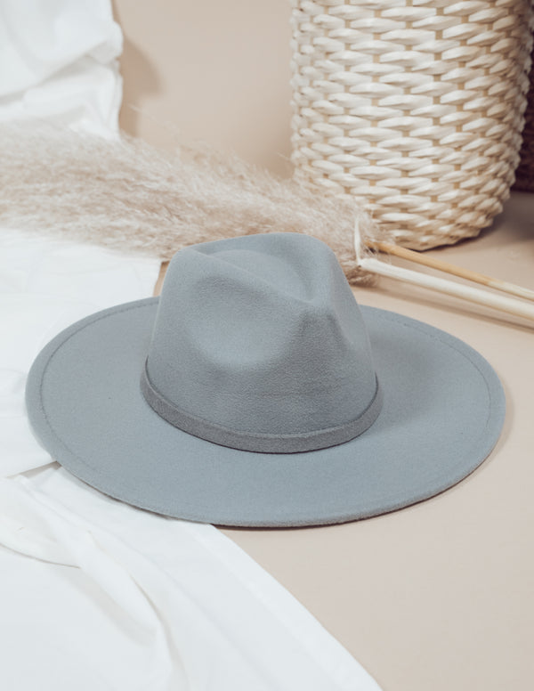 Jada Wide Brim Hat
