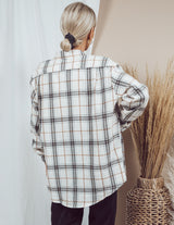 Encore Plaid Shirt