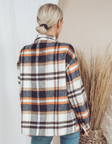 Portland Plaid Overshirt