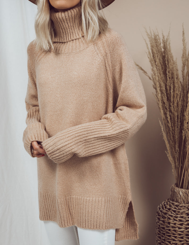 Aves Turtleneck Sweater