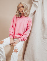 Elyse French Terry Sweatshirt