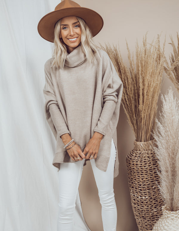 Lumi Turtleneck Sweater