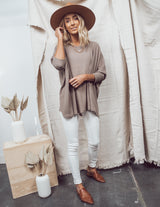 Cataline Knit Tunic