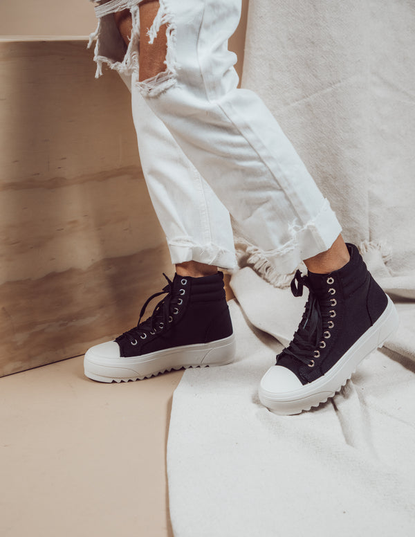 Lula High Top Sneakers