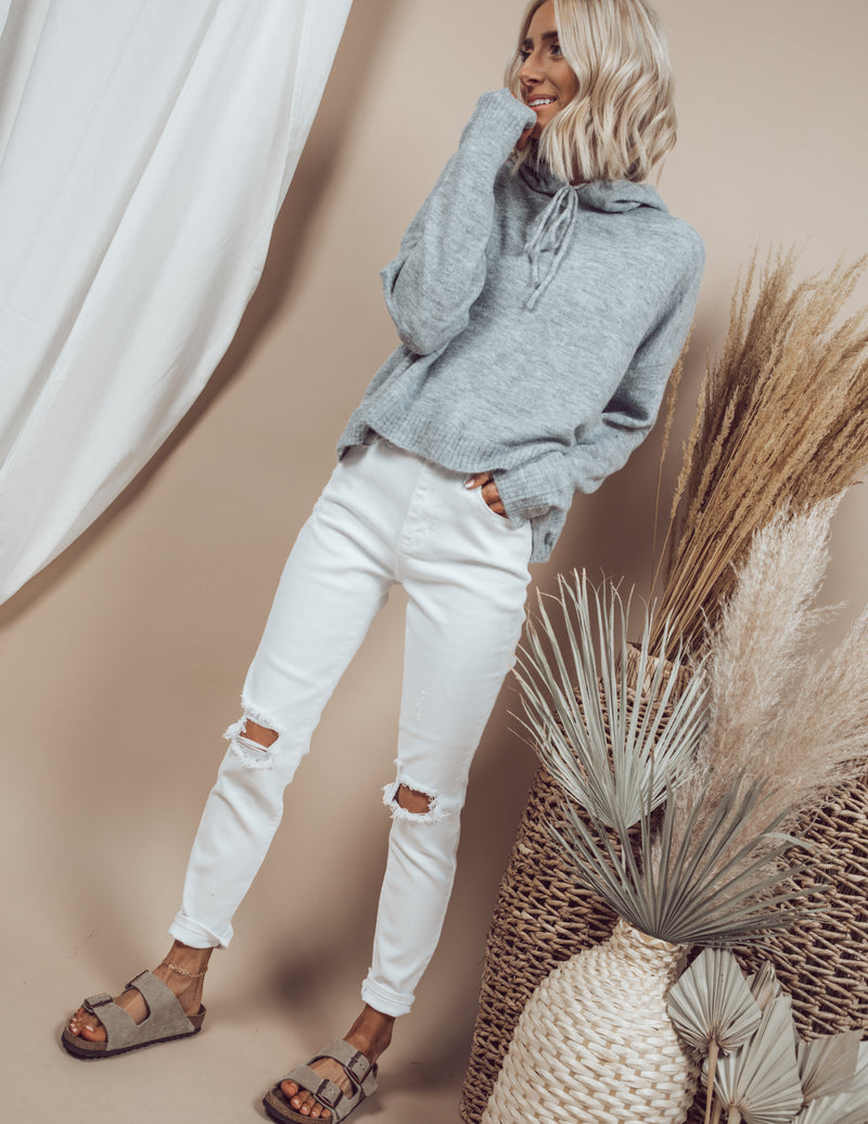 Aphrodite Distressed Denim