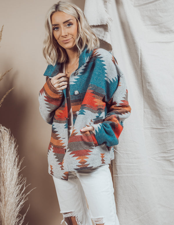 Piper Aztec Jacket