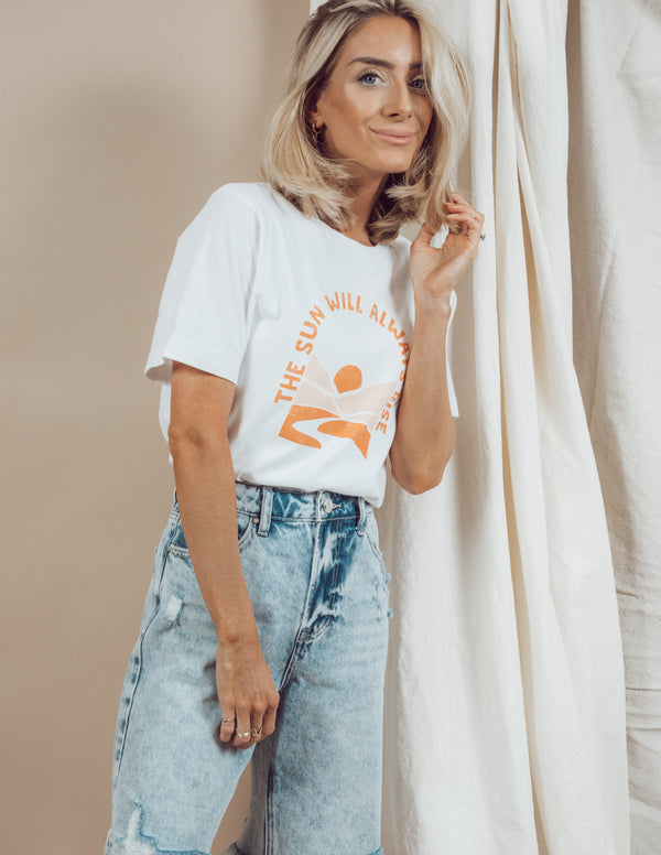 The Sun Will Always Rise Graphic Tee