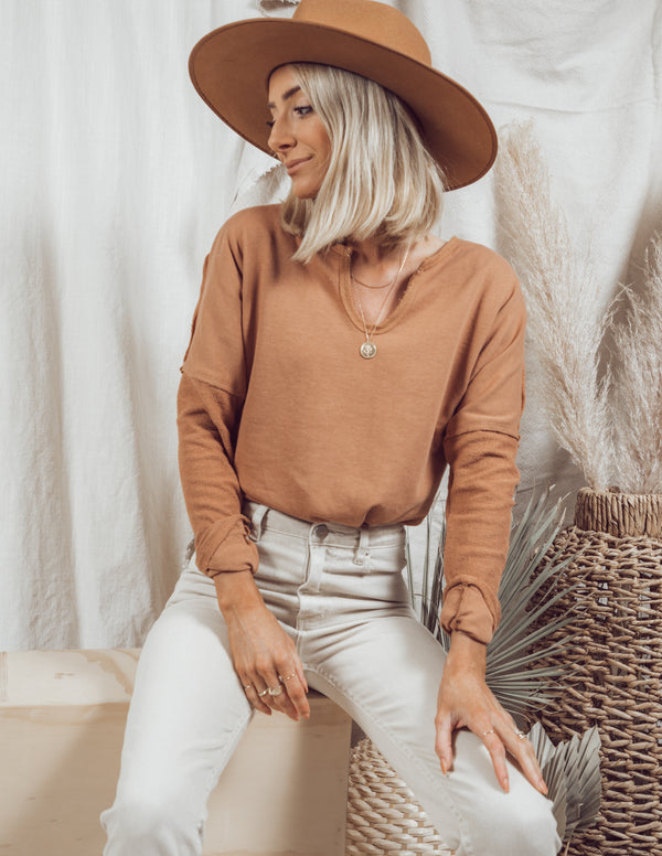 Harper Long Sleeve Top
