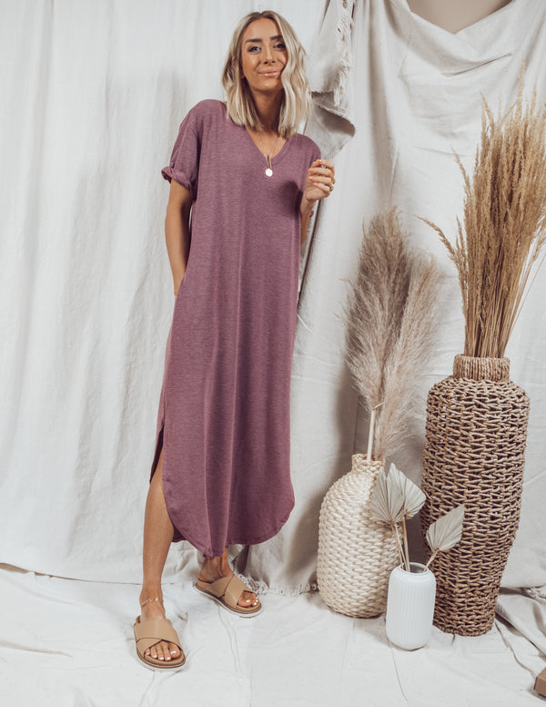 Emerson Loose Fit Midi Dress