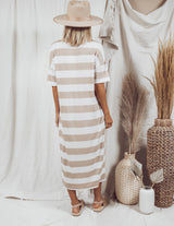 Shaina Stripe Dress