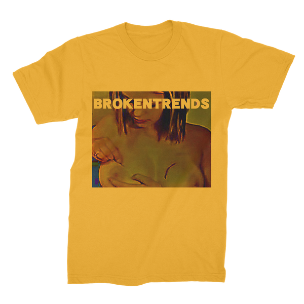 Brokentrends Cut Different Premium Jersey T-Shirt