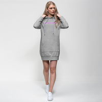 Brokentrends Cut Different Premium Adult Hoodie Dress