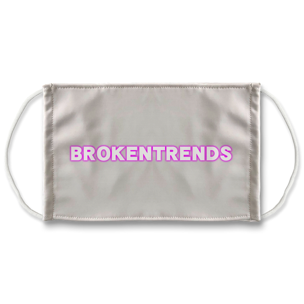BROKENTRENDS Original Face Mask