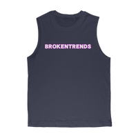 BROKENTRENDS ORIGINAL Premium Adult Muscle Top