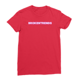 BROKENTRENDS Original Premium Jersey Women's T-Shirt