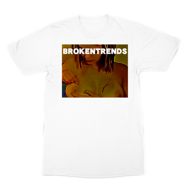 Brokentrends Cut Different Premium Sublimation Adult T-Shirt