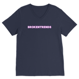 BROKENTRENDS Original Premium V-Neck T-Shirt