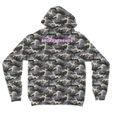 Brokentrends Cut Different Camouflage Adult Hoodie