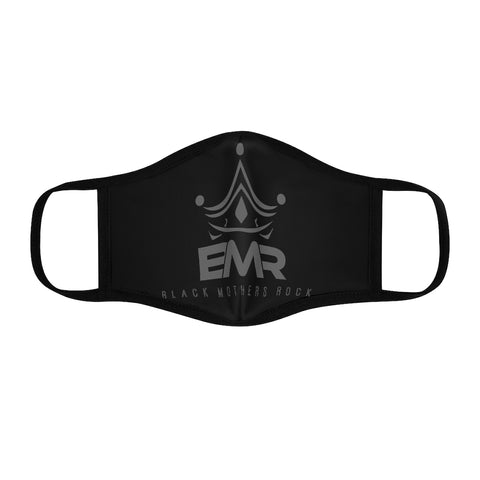 Original BMR Blk Fitted Polyester Face Mask