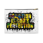 God's Protection Accessory Pouch