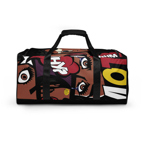 Peace & Love Duffle bag