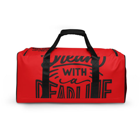 Goal Deadline Duffle bag