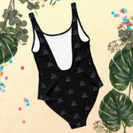 Original BMR Multi-Color One-Piece Swimsuit